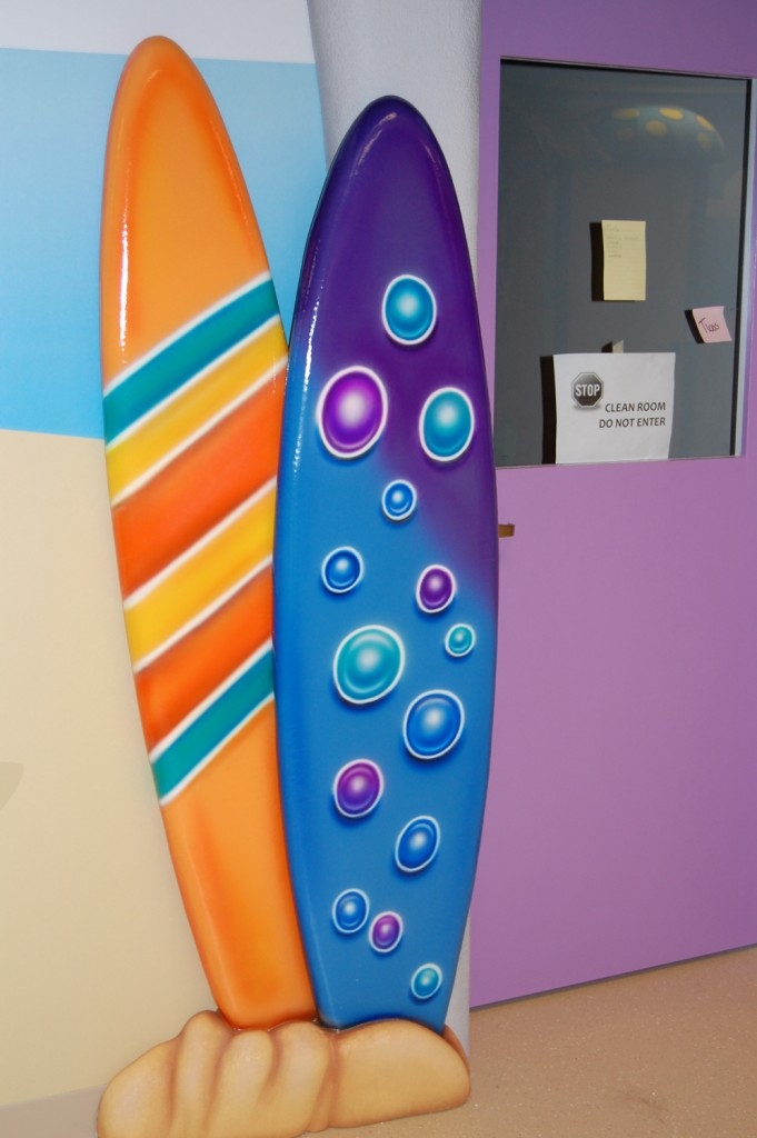 18 Faux Surf Boards