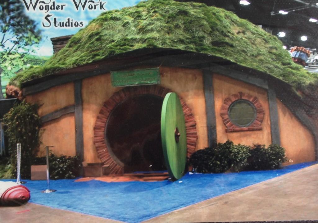 hobbit inspired hill house