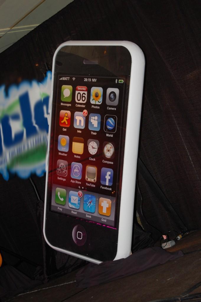 iphone prop