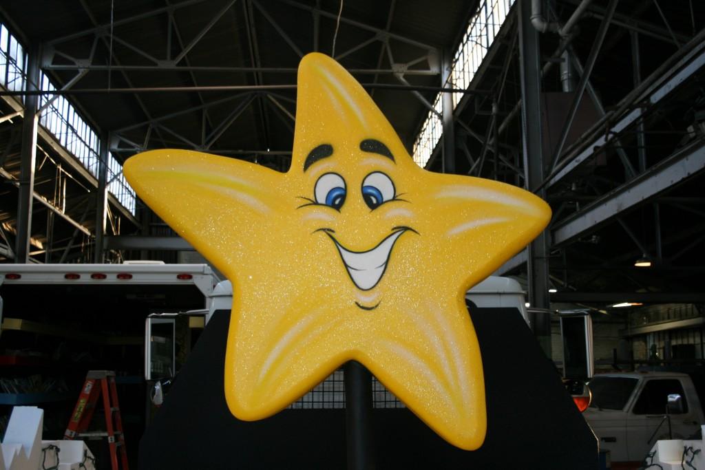 star prop