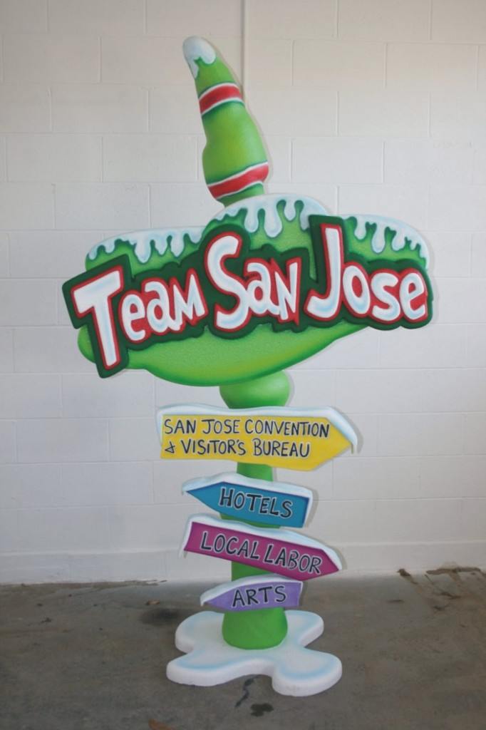 team san jose