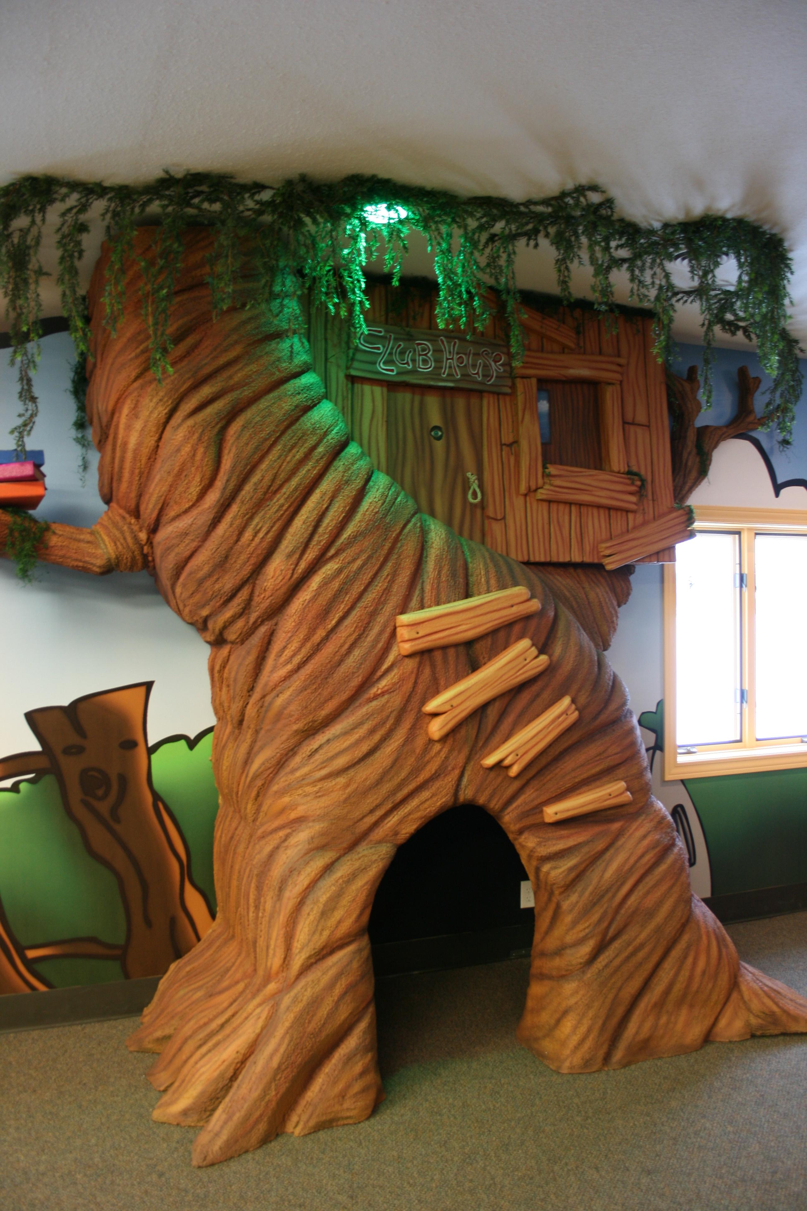 Tree House Theme