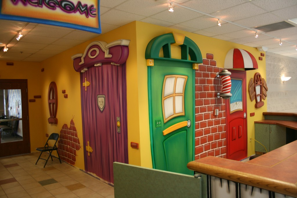 Themed Childrens Area